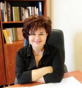dr hab. Marzena Marczewska, prof. UJK